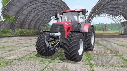 Case IH Puma 145 CVX v1.1 for Farming Simulator 2017