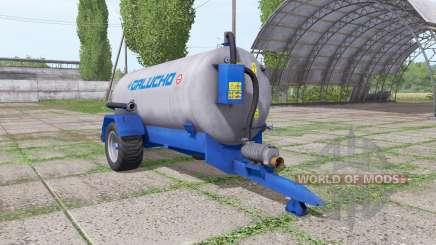 Galucho CG for Farming Simulator 2017