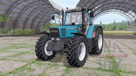 Fendt Favorit 511C Turbomatic for Farming Simulator 2017
