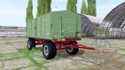 Kroger Agroliner HKD 302 old for Farming Simulator 2017