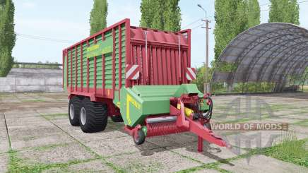Strautmann Tera-Vitesse CFS 4601 DO for Farming Simulator 2017