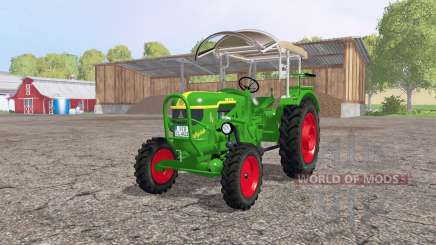 Deutz D40 v2.1 for Farming Simulator 2015