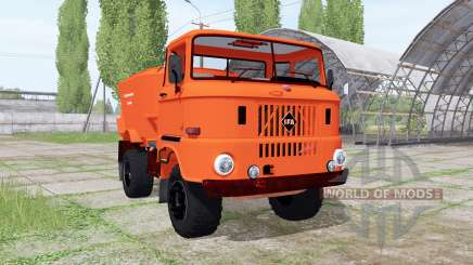 IFA W50 L futtermischer for Farming Simulator 2017