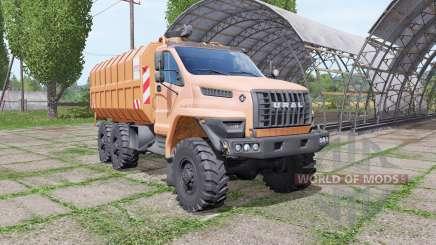 Ural Next (4320-6951-74) for Farming Simulator 2017