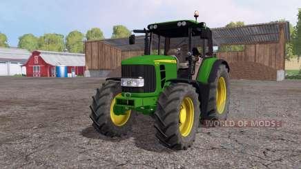 John Deere 6330 Premium for Farming Simulator 2015