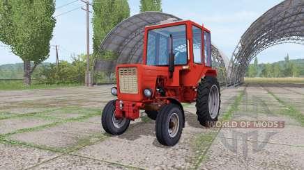 T 25A v1.4 for Farming Simulator 2017