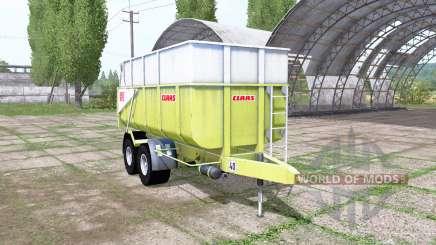 CLAAS Carat 180 TD for Farming Simulator 2017
