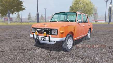 Wartburg 353 v2.0 for Farming Simulator 2013