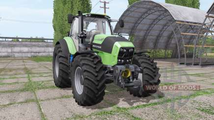Deutz-Fahr Agrotron 7230 TTV v1.2 for Farming Simulator 2017