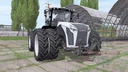 CLAAS Xerion 5000 Trac VC v6.1 for Farming Simulator 2017