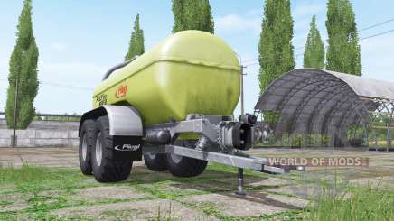 Fliegl Poly Line 18.500 v1.1 for Farming Simulator 2017