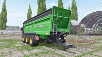 Strautmann PS 3401 more realistic for Farming Simulator 2017