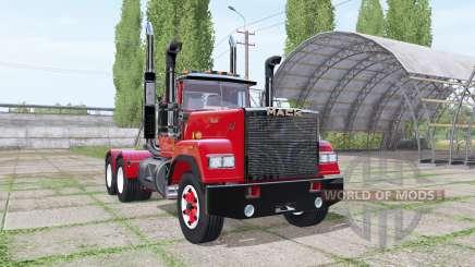 Mack Super-Liner Day Cab for Farming Simulator 2017