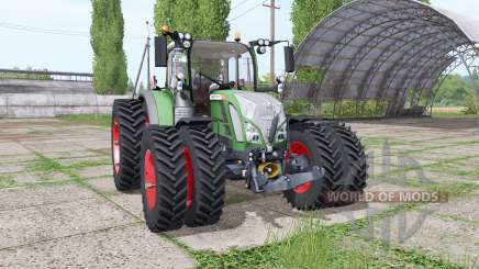 Fendt 714 Vario SCR for Farming Simulator 2017