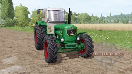 Deutz D80 for Farming Simulator 2017