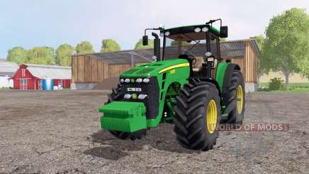 John Deere 8330 for Farming Simulator 2015