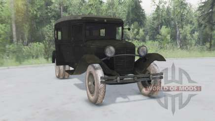 GAS 55 1938 Sanitary for Spin Tires
