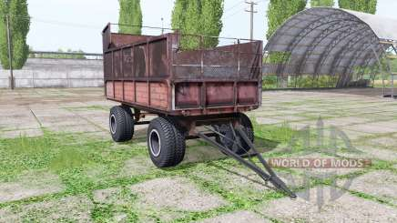 2ПТС 6 silos for Farming Simulator 2017