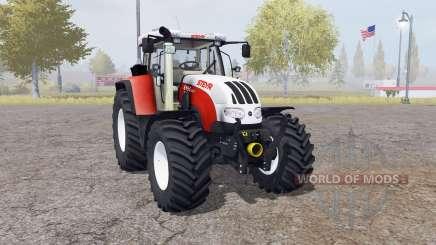 Steyr 6195 CVT v2.1 for Farming Simulator 2013