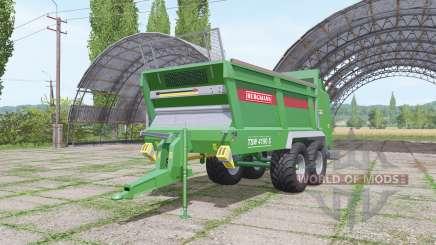 BERGMANN TSW 4190 S for Farming Simulator 2017