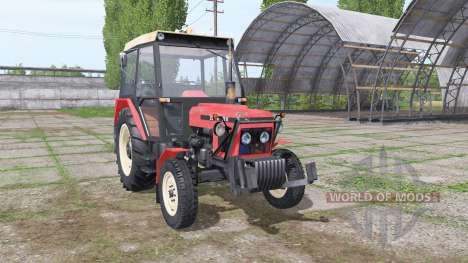Zetor 7011 for Farming Simulator 2017