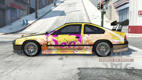 Ibishu 200BX Akita Neru for BeamNG Drive