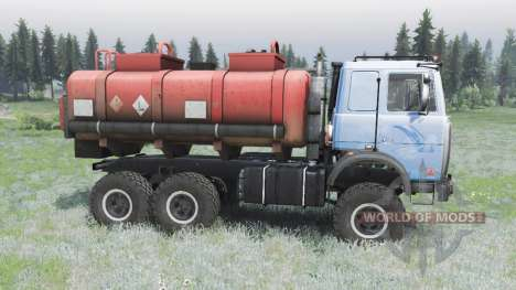 MAZ 6425 for Spin Tires