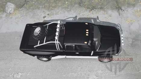 Dodge Ram 3500 for Spintires MudRunner