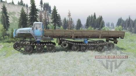 Ural 5920 for Spin Tires
