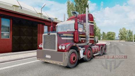 Western Star 4800 TS 8x4 for Euro Truck Simulator 2