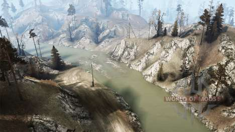Ridge Miao-Chan v1.2 for Spintires MudRunner