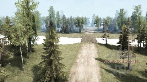 Rally for Spintires MudRunner