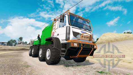The Urals, The Taganay for Euro Truck Simulator 2
