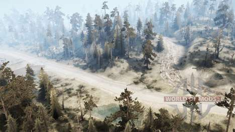 In broad for Spintires MudRunner