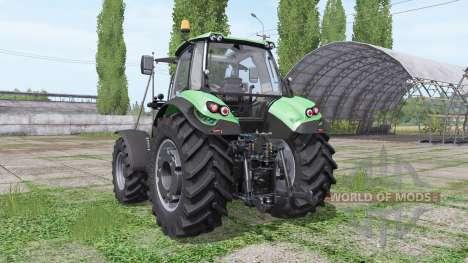 Deutz-Fahr Agrotron 6165 TTV for Farming Simulator 2017