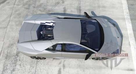Lamborghini Reventon 2008 for BeamNG Drive