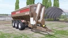 BERGMANN GTW 430 v1.0.0.2 for Farming Simulator 2017