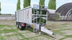 Fliegl Gigant ASW 271 v2.2 for Farming Simulator 2017