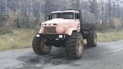 KrAZ 5131ВЕ Monster for MudRunner