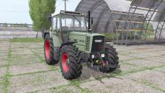 Fendt Farmer 312 LSA Turbomatik v1.2 for Farming Simulator 2017