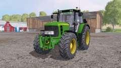 John Deere 6830 Premium v1.7 for Farming Simulator 2015