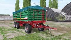 METALTECH DB 20 for Farming Simulator 2017
