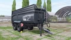 Krampe Big Body 790 v1.1 for Farming Simulator 2017