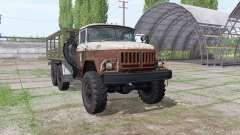 ZIL 131 for Farming Simulator 2017