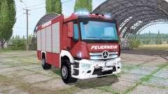 Mercedes-Benz Antos Feuerwehr
