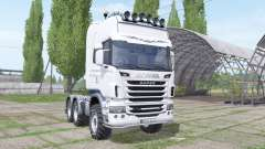 Scania R730 for Farming Simulator 2017