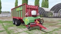 Strautmann Tera-Vitesse CFS 4601 DO for Farming Simulator 2017
