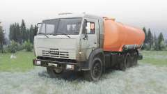 KAMAZ 53215 KO 505A for Spin Tires
