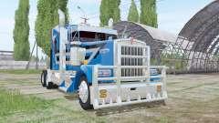 Kenworth W900L for Farming Simulator 2017