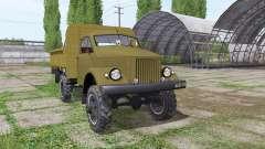 GAS 63 1948 for Farming Simulator 2017